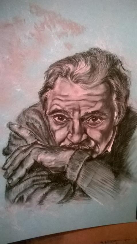 Ugo Tognazzi by isabel